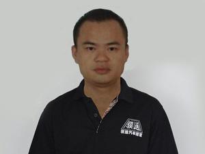 黄亚清教练